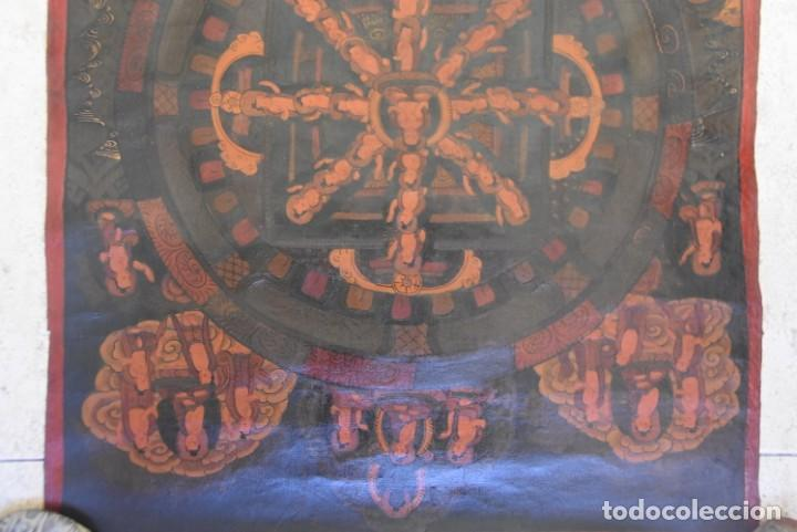 Arte: Thangkas Nepalíes y Tibetanos - Foto 12 - 165827850