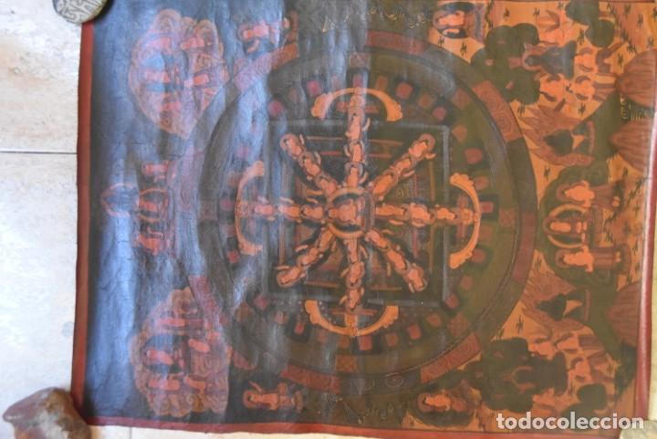 Arte: Thangkas Nepalíes y Tibetanos - Foto 13 - 165827850