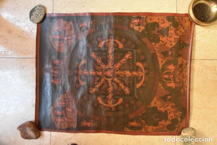 Arte: Thangkas Nepalíes y Tibetanos - Foto 14 - 165827850