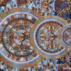 Arte: THANGKAS NEPALÍES Y TIBETANOS. Lote 165828602