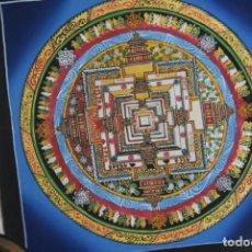 Arte: THANGKAS NEPALÍES Y TIBETANOS. Lote 165834230