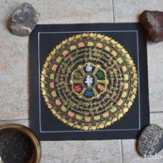 Arte: THANGKAS NEPALÍES Y TIBETANOS. Lote 165834658