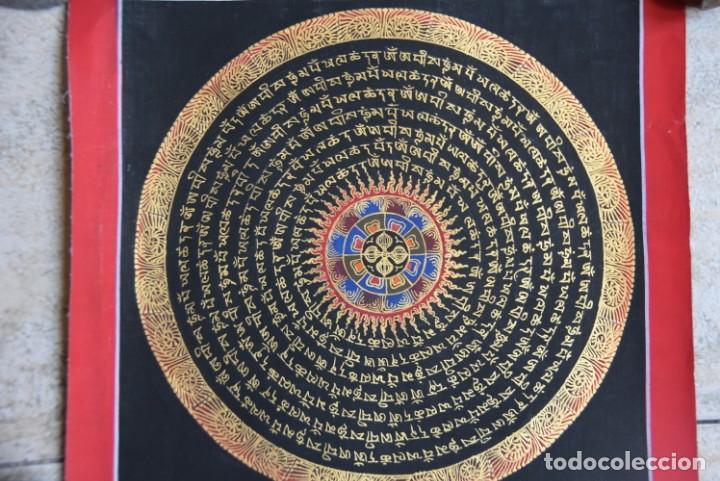 Arte: Thangkas Nepalíes y Tibetanos - Foto 2 - 165834754