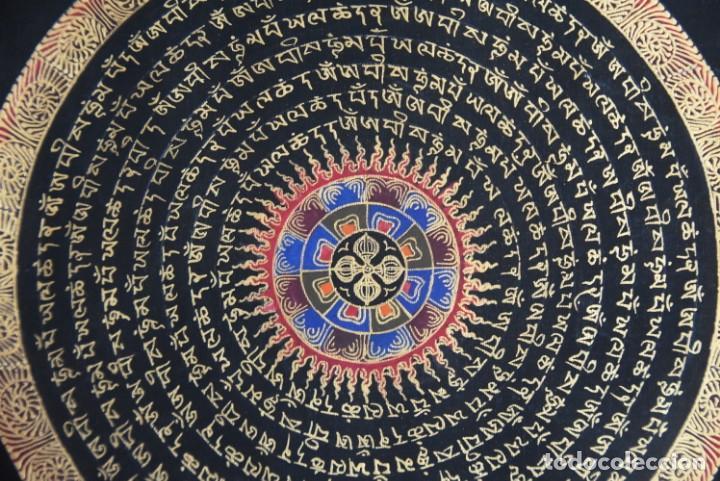 Arte: Thangkas Nepalíes y Tibetanos - Foto 3 - 165834754