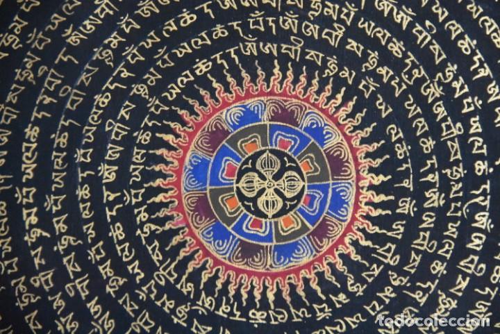 Arte: Thangkas Nepalíes y Tibetanos - Foto 4 - 165834754