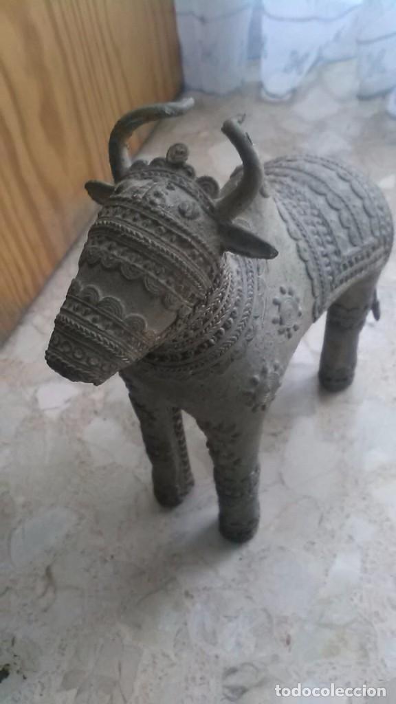Arte: Toro sagrado, raro - Foto 3 - 169169800