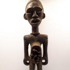 Arte: FETICHE AFRICANO CONGO. Lote 171101755