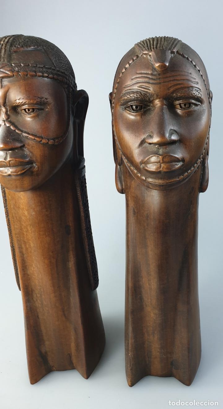 Arte: ARTE AFRICANA SIGLO XIX - Foto 2 - 171975984