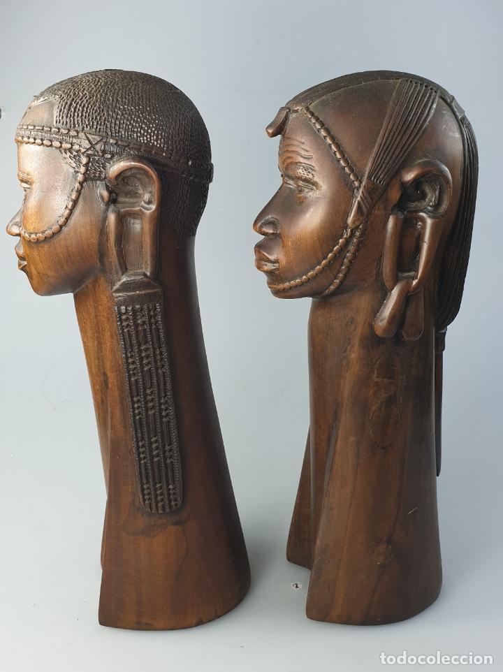 Arte: ARTE AFRICANA SIGLO XIX - Foto 4 - 171975984