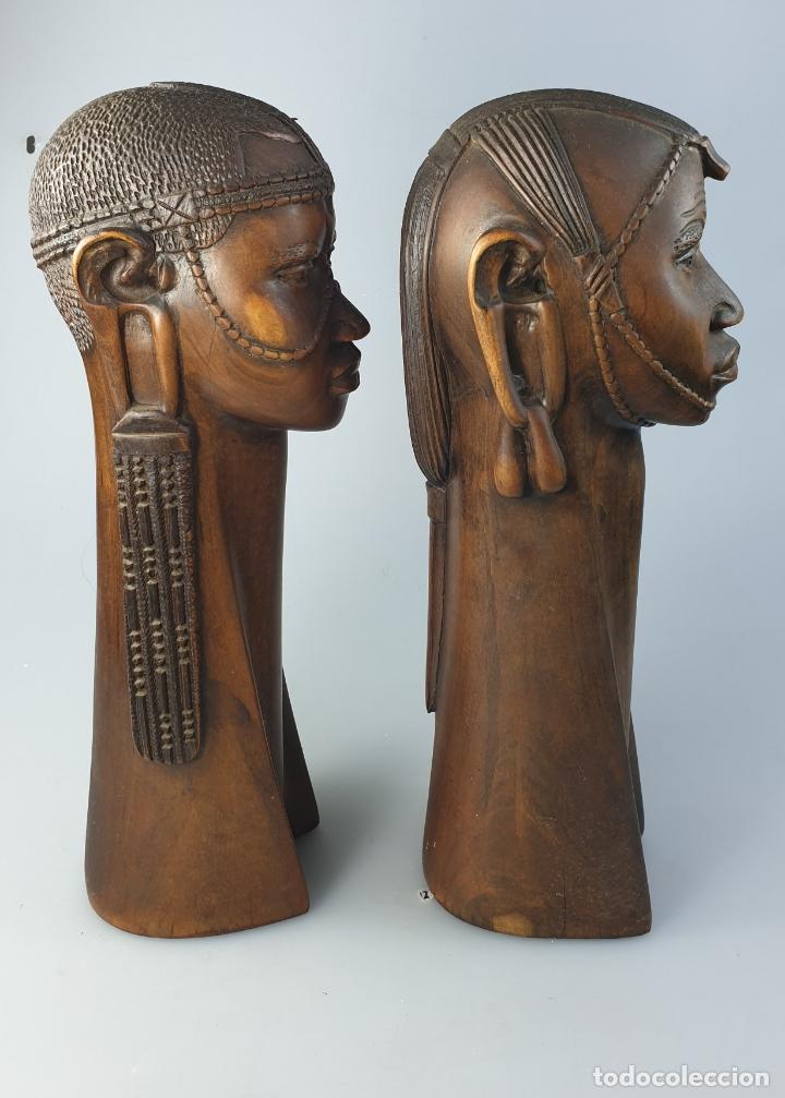 Arte: ARTE AFRICANA SIGLO XIX - Foto 6 - 171975984