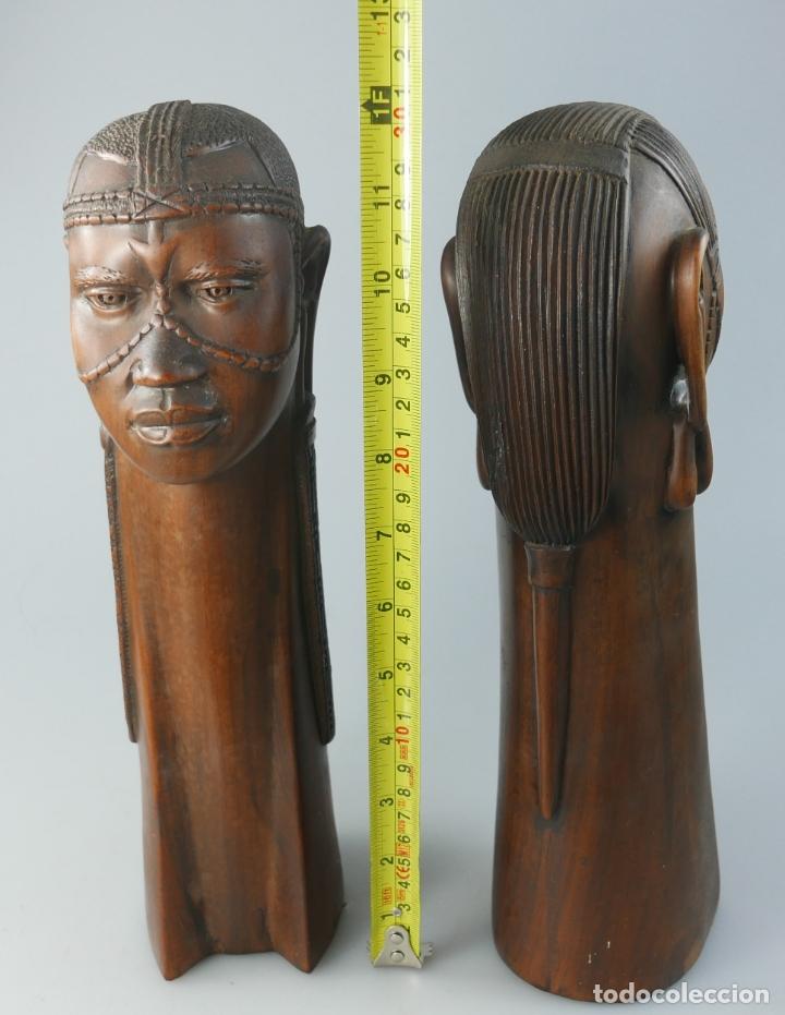 Arte: ARTE AFRICANA SIGLO XIX - Foto 7 - 171975984