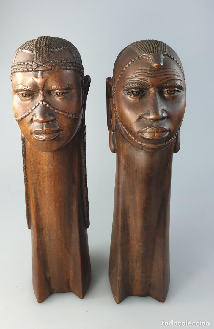 ARTE AFRICANA SIGLO XIX (Arte - Étnico - África)