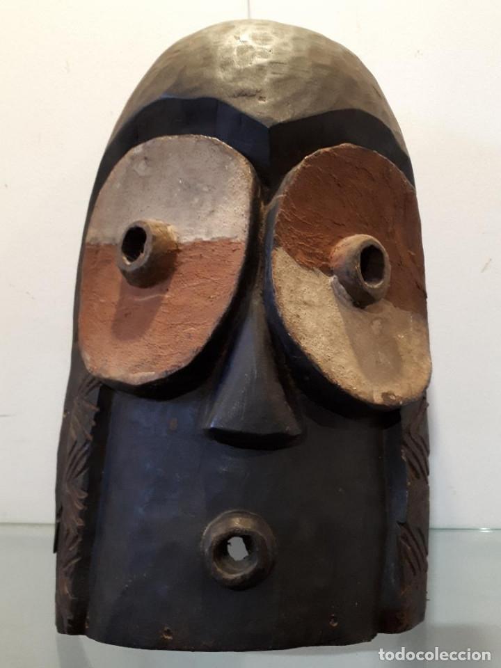 MÁSCARA BEMBE CONGO 40 CM (Arte - Étnico - África)