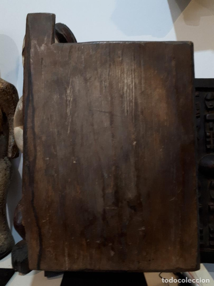 Arte: Ventana madera Teke congo - Foto 2 - 172420547