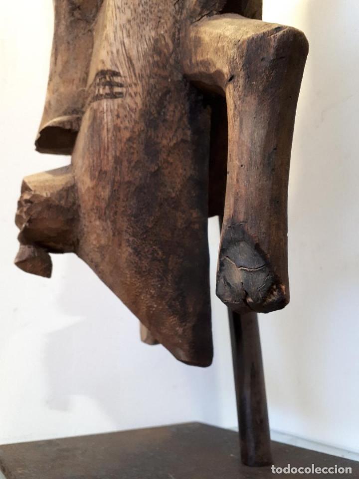 Arte: Máscara Senufo Mali - Foto 3 - 172545927