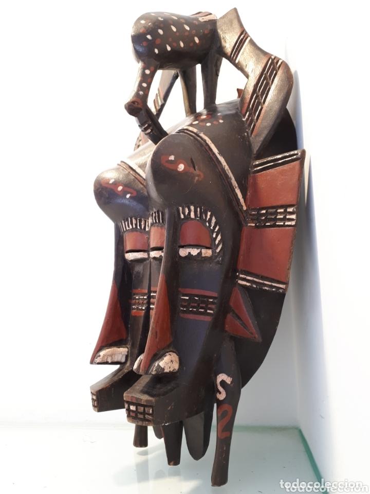 Arte: Máscara Senufo Mali - Foto 2 - 173445084