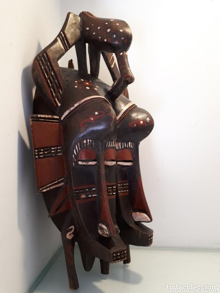 Arte: Máscara Senufo Mali - Foto 3 - 173445084