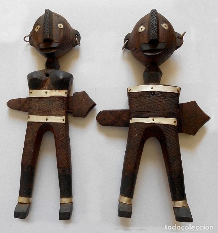 ARTE AFRICANO - MADERA TALLADA (Arte - Étnico - África)