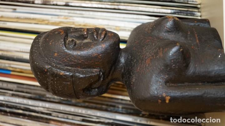 Arte: Arte Africano. Busto Congo. - Foto 2 - 175225700