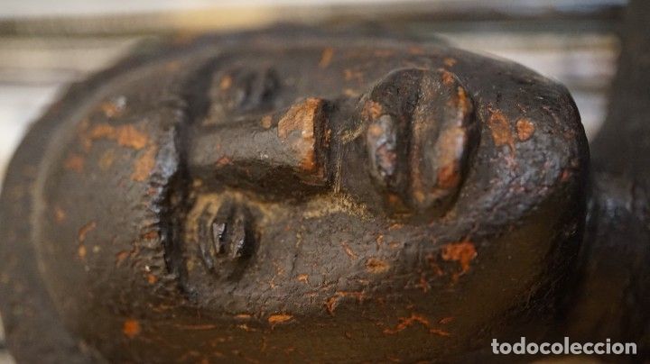 Arte: Arte Africano. Busto Congo. - Foto 6 - 175225700