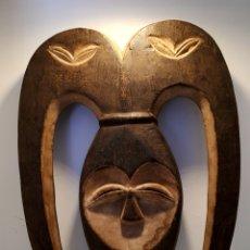 Arte: MÁSCARA AFRICANA. Lote 175872750