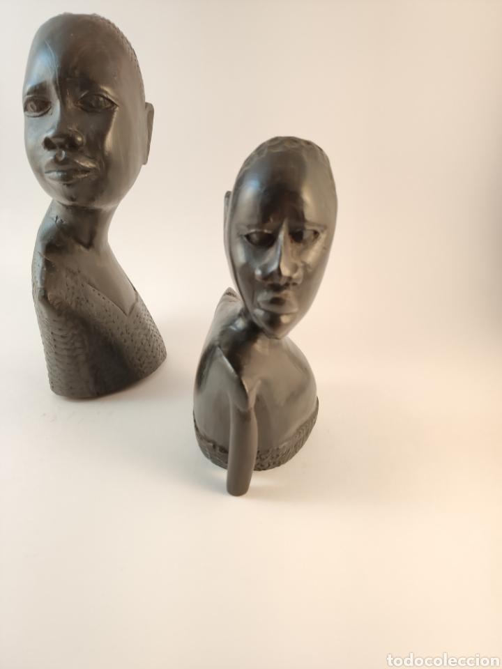 Arte: Esculturas Africanas - Foto 4 - 156925740