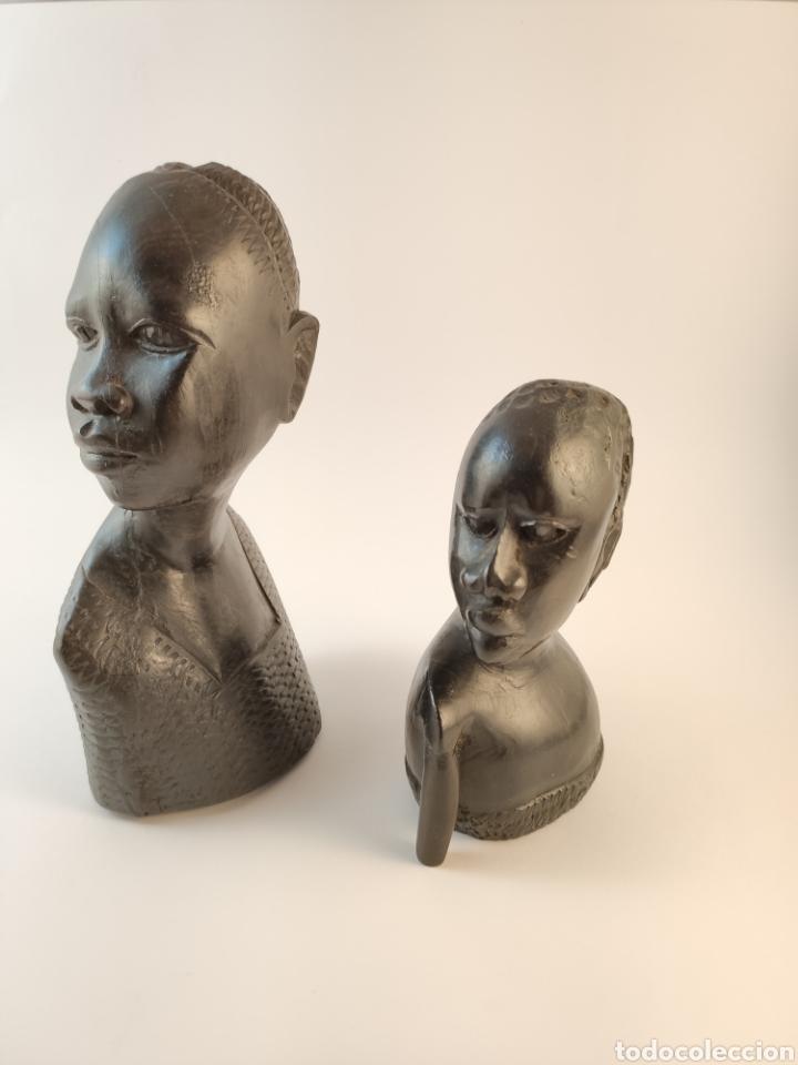 ESCULTURAS AFRICANAS (Arte - Étnico - África)