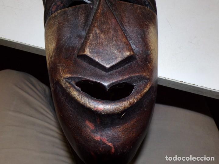 Arte: mascara africana - Foto 3 - 176939152