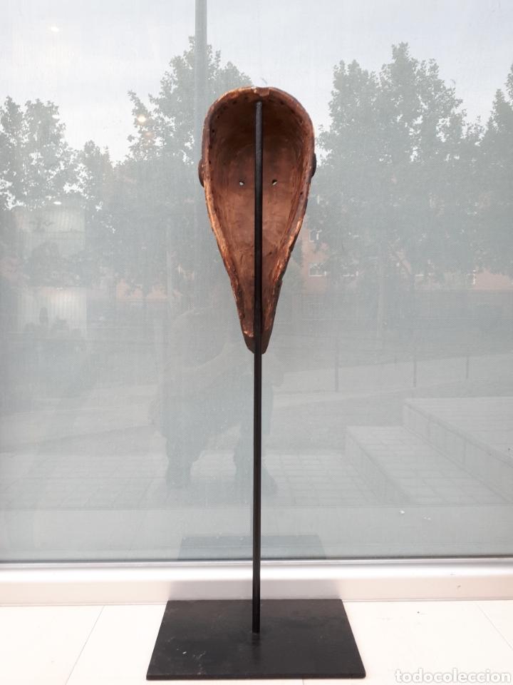 Arte: Máscara africana - Foto 3 - 177415732