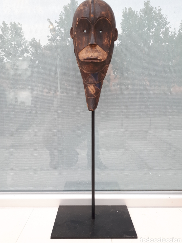 MÁSCARA AFRICANA (Arte - Étnico - África)