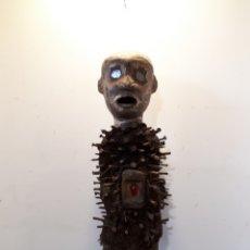 Arte: FETICHE AFRICANO CONGO. Lote 178354675