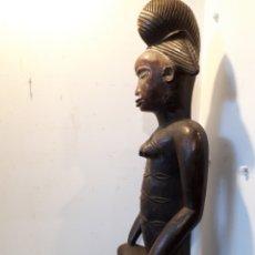 Arte: TALLA MADERA AFRICANA GABÓN. Lote 178712780