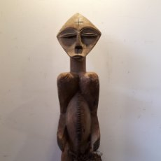 Arte: TALLA MADERA AFRICANA. Lote 178713225