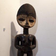 Arte: TALLA DE MADERA AFRICANA. Lote 179047587