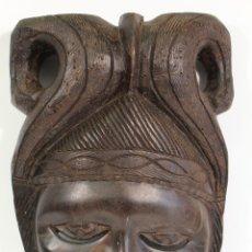 Arte: TALLA MASCARA AFRICANA. Lote 179214147