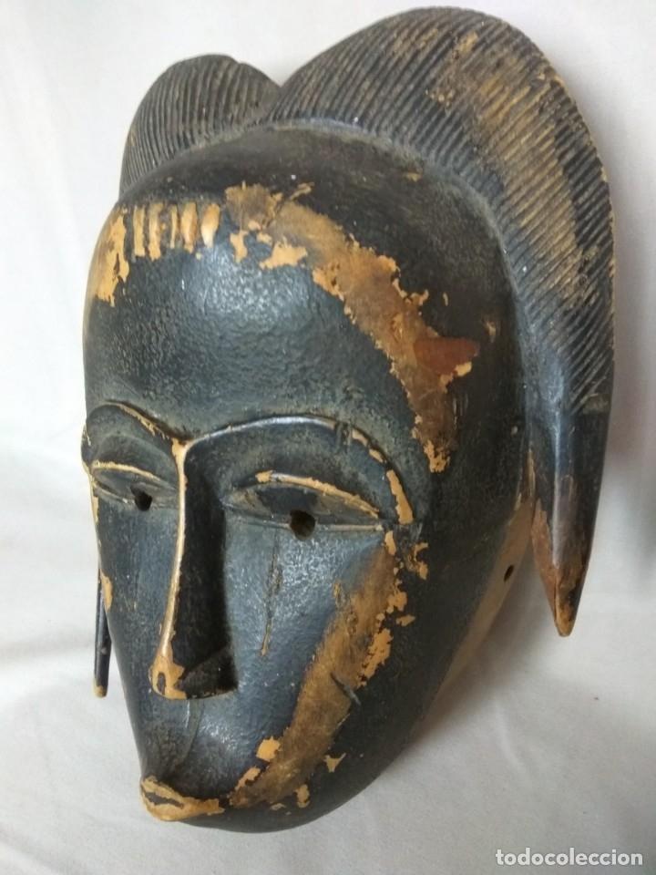 Arte: MASCARA AFRICANA - Foto 2 - 179525298