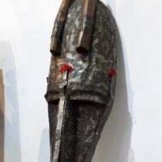 Arte: MÁSCARA AFRICANA BAMBARA MALI. Lote 180958397
