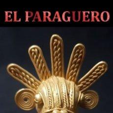 Arte: CHAMAN ZOOMORFICO PRECOLOMBINO TAIRONA DE ORO TUMBAGA PESO 66,5 GRAM - Nº54. Lote 180977797