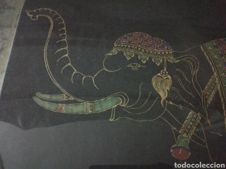 Arte: Colección de pintura oriental sobre tela - Foto 8 - 182218083