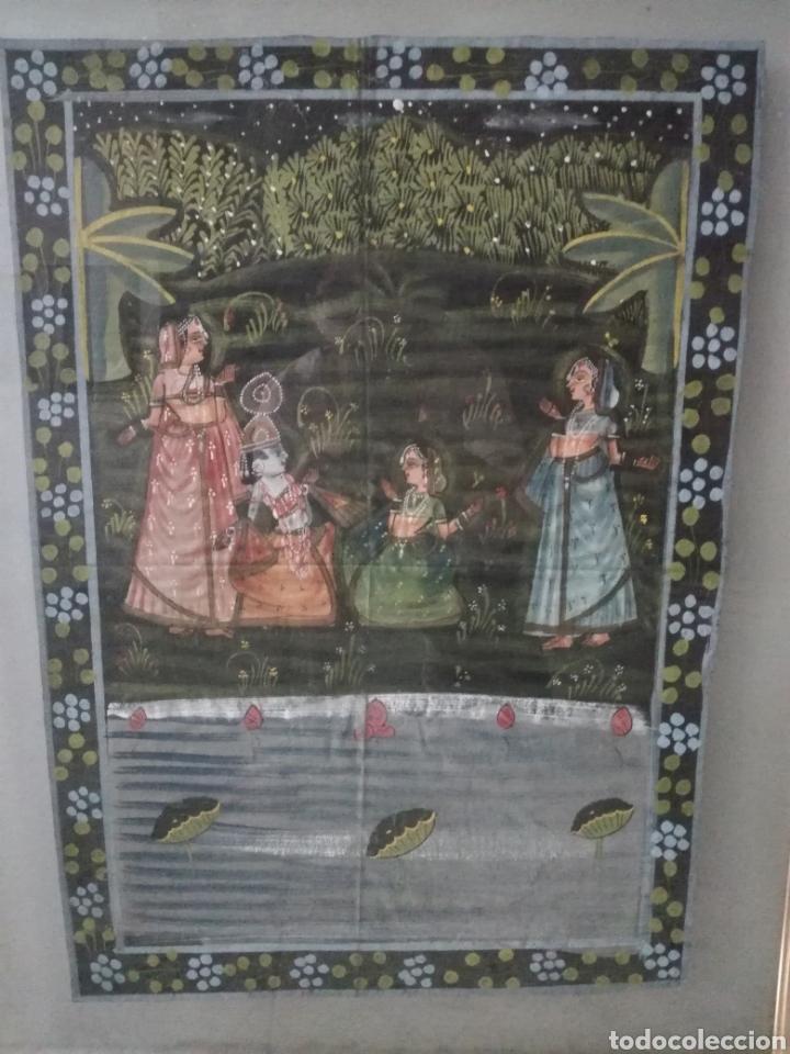 Arte: Pintura sobre tela - Foto 2 - 182220322