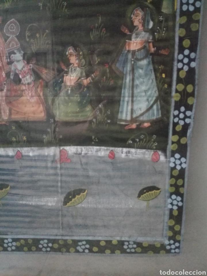 Arte: Pintura sobre tela - Foto 4 - 182220322