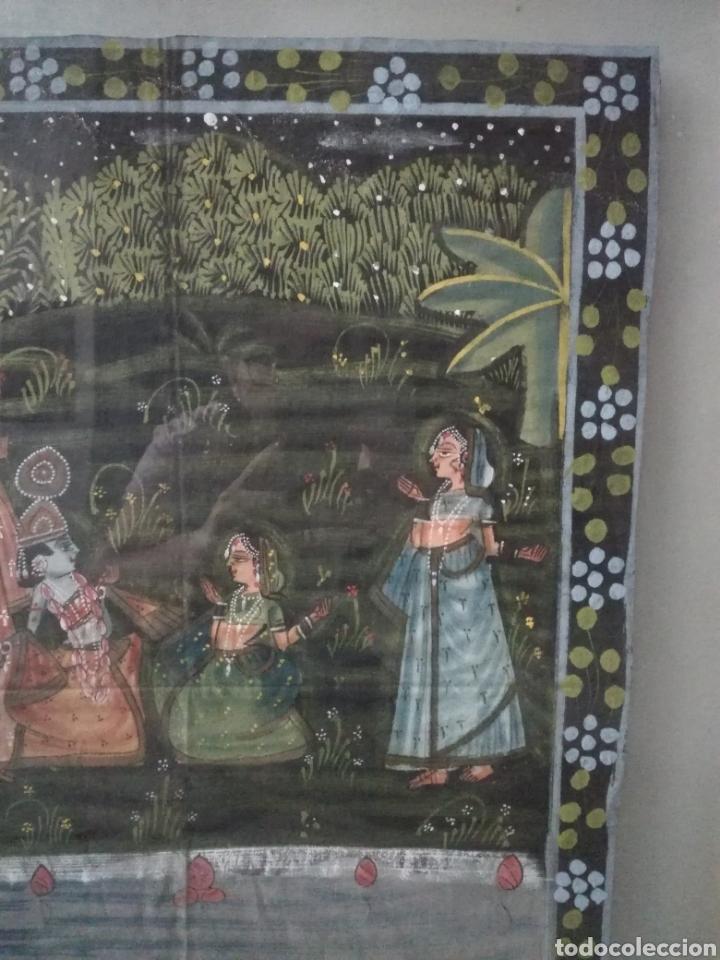 Arte: Pintura sobre tela - Foto 5 - 182220322