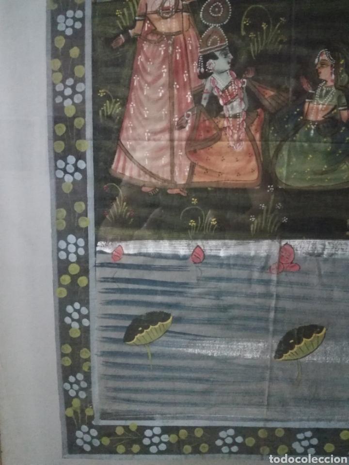 Arte: Pintura sobre tela - Foto 6 - 182220322