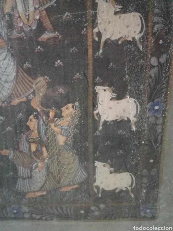 Arte: Pintura sobre tela - Foto 8 - 182220588