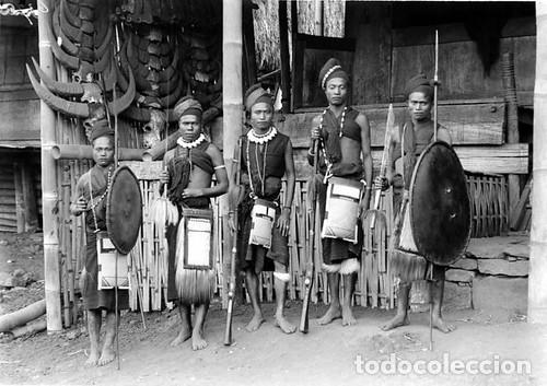 Arte: tribu ngada isla de flores principios siglo xx - Foto 11 - 183271476