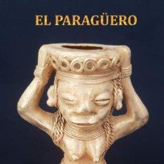 Arte: MUJER INDIGENA PRECOLOMBINA DE ORO TUMBAGA ORFEBRERIA QUIMBAYA)PESO 87 GR MIDE 8X4 CENTIMET-N62. Lote 183945007