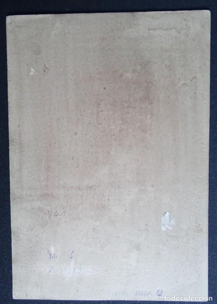 Arte: 3 cuadros, pintados, imágenes del Kamasutra, ca. 1900, India - Foto 8 - 185711495