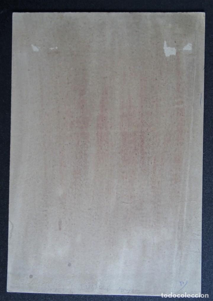 Arte: 3 cuadros, pintados, imágenes del Kamasutra, ca. 1900, India - Foto 11 - 185711495
