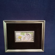 Arte: MINIATURA DEL RAJASTHAN. Lote 186417378