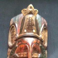 Arte: MASCARA MEJICO, MÉXICO RARA. Lote 189245372